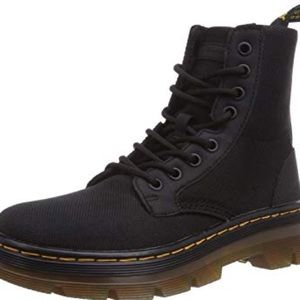 nowe niższe ceny atrakcyjna cena oficjalny sklep Dr. Martens Comb Black Nylon Boots